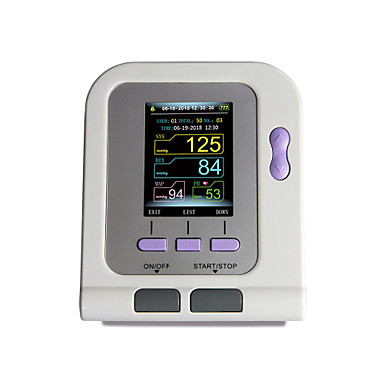 Sensibile Contec Monitoraggio Pressione Del Sangue Contec08a Per Quotidiano Silenzioso - Multiuso #07129193 Aspetto Estetico
