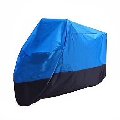 povoljno Navlaka za motor-ulica sportsko sklonište bicikle motocikl pokriti vodootporan crno plavo