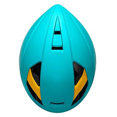 abordables Casques de Cyclisme-BAT FOX Adulte Casque de vélo 10 Aération CE Résistant aux impacts Intégralement moulé Ventilation EPS PC Des sports Vélo de Route Vélo tout terrain / VTT Activités Extérieures - Blanc Bleu Bleu royal