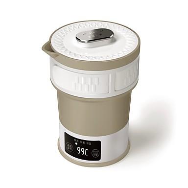 Acciaio Inox - Ferro Gel Di Silice Set Attrezzi Cucina Portatile Pieghevole Facile Da Trasportare Utensili Da Cucina Uso Quotidiano 1 Set #07135880