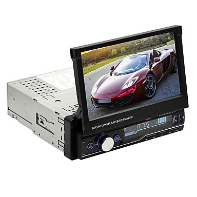 رخيصةأون مشغلات DVD السيارة-SWM T100+4LEDcamera 7 بوصة 2 Din أخرى سيارة مشغل الوسائط المتعددة / سيارة لاعب MP5 / سيارة لاعب MP4 شاشة لمس / MP3 / بلوتوث مبنية إلى عالمي RCA / أخرى الدعم MPEG / MPG / WMV MP3 / WMA / WAV JPEG / PNG