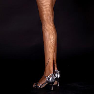 ชุดเต้นละติน สำหรับผู้หญิง Performance POLY ถุงเท้า