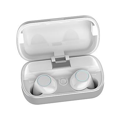 Χαμηλού Κόστους Ηλεκτρονικά είδη καταναλωτή-HAIFSUN Halfsun-T7 Αληθινά ασύρματα ακουστικά TWS Ασύρματη EARBUD Bluetooth 5.0 Απίθανο