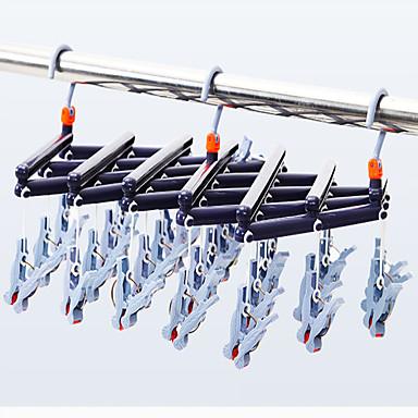 بلاستيك محمول / متعددة الوظائف / قابل للطي جوارب / ملابس / ملابس داخلية الشانق, 1PC