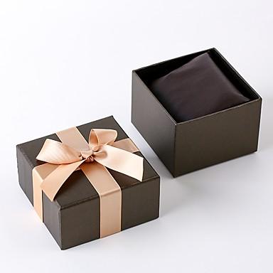 baratos Relógios Homem-Caixas para relógios Mistura de Material Acessórios de Relógios 0.04 kg Criativo / Novo Design / Conveniência