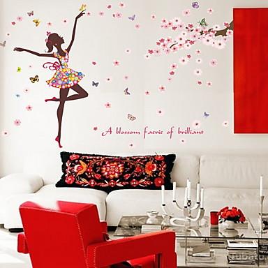 Ozdobné samolepky na zeď - Samolepky na stěnu Tvary Vevnitř