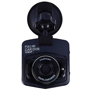 1080p HD DVR del coche Gran angular 2 pulgada LCD Dash Cam con G-Sensor / Detección de Movimiento / Grabación en Bucle Registrador de coche / 2.0 / Micrófono Incorporado / Altavoz Incorporado