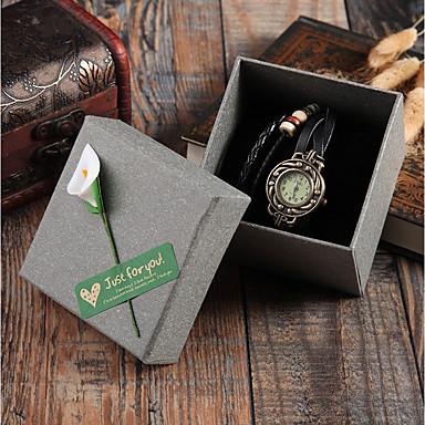 baratos Relógios Homem-Caixas para relógios Mistura de Material Acessórios de Relógios 0.032 kg Criativo / Novo Design / Conveniência
