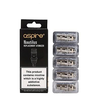 billiga Atomizer Cores-LITBest Nautilus mini BVC 5 st Atomizer Cores Vape  Elektronisk cigarett for Vuxen