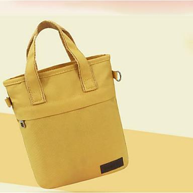 سحاب حقيبة حفاضات البوليستر مناسب للبس اليومي أصفر / سكني غامق / أزرق سماوي