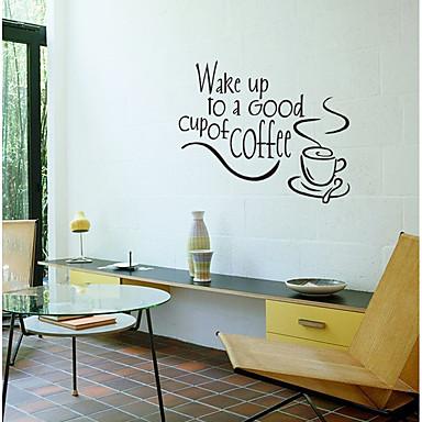 สติ๊กเกอร์ประดับผนัง - Plane Wall Stickers แอ็ปสแต็ก ห้องนอน / Study Room / Office