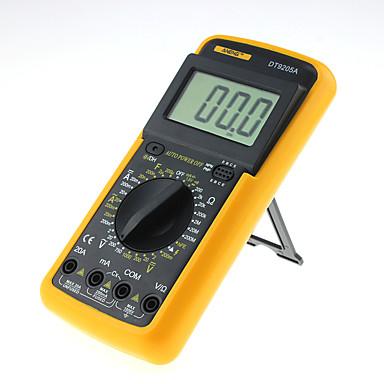 voordelige Test-, meet- & inspectieapparatuur-professionele digitale multimeter tester display elektrische handheld tester