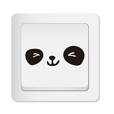 Light Switch Naljepnice - Naljepnice za zidne zidove Životinje Stambeni prostor / Spavaća soba / Kuhinja