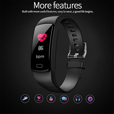 Indear Y9 Da Donna Intelligente Bracciale Android Ios Bluetooth Smart Sportivo Impermeabile Monitoraggio Frequenza Cardiaca Schermo Touch Pedometro Avviso Di Chiamata Localizzatore Di Attivit #07147665