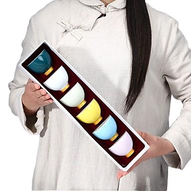 Bello Bicchieri Tazze Di Tè Porcellana Mini Tè - Casual #07173702 Ricambio Senza Costi A Qualsiasi Costo