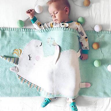 بطانيات الأطفال, كارتون صوف مريح نعومة فائقة بطانيات