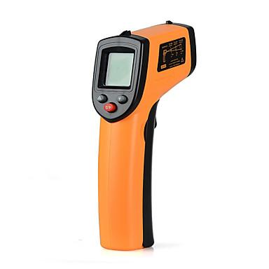 voordelige Test-, meet- & inspectieapparatuur-digitale thermometer rode laser infraroodthermometer contactloos