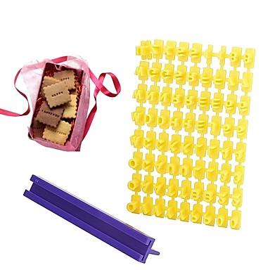 Fornito Inglese Lettera Impronta Biscotti Biscotti Taglierine Di Cioccolato #07167891 Estremamente Efficiente Nel Preservare Il Calore