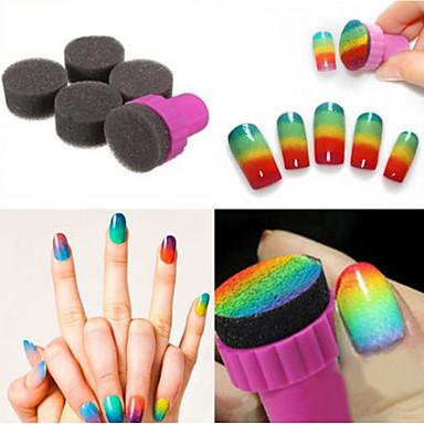 Bello 1 Set Per Unghia Della Mano Unghia Dell'alluce Migliore Qualità Manicure Manicure Pedicure Geometrico - Di Tendenza Quotidiano #07160124