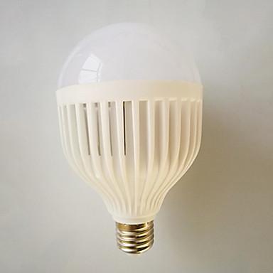 זול תאורה דקורטיבית-1pc 5 W נורות גלוב לד 310-410 lm E26 / E27 15 LED חרוזים SMD 5730 לבן קר 220-240 V