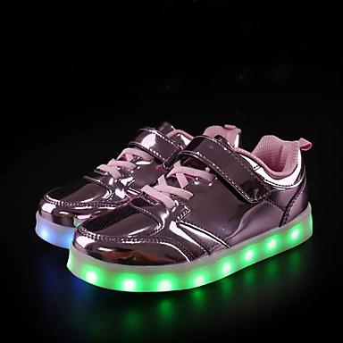 8d658915 abordables Zapatos de Niña-Chico / Chica Zapatos PU Primavera Zapatos con  luz Zapatillas de