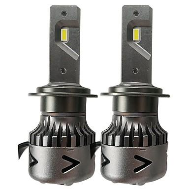 OTOLAMPARA 2pcs H7 / PK26D Auto Lamput 55 W Teho-LED 6200 lm 2 LED Ajovalo Käyttötarkoitus Mercedes-Benz GLC / E-luokka / C-luokka 2018 / 2019