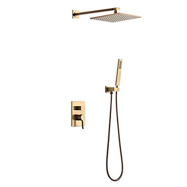 Suihkuhana - Nykyaikainen Muu Keraaminen venttiili Bath Shower Mixer Taps
