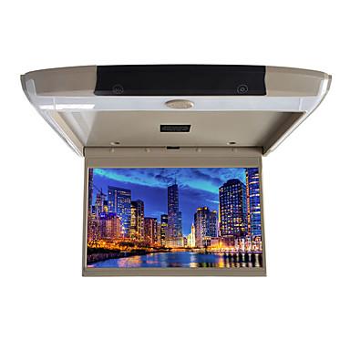 billige Bil Elektronikk-btutz LCD 12.5 tommers 2 Din Android6.0 Bil multimediaspiller Mikro-USB / Wifi / Kvadro-Kjerne til Universell HDMI / MikroUSB Brukerstøtte MPEG / AVI / WMV mp3 / WMA / WAV jpeg