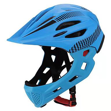 cheap Bike Helmets-Wheel up Kid's Bike Helmet BMX Helmet 9 Vents CE Impact Resistant Integrally-molded Adjustable Fit EPS Sports Skating Riding Racing - Black / White Black / Red Black / Green Boys' Girls'