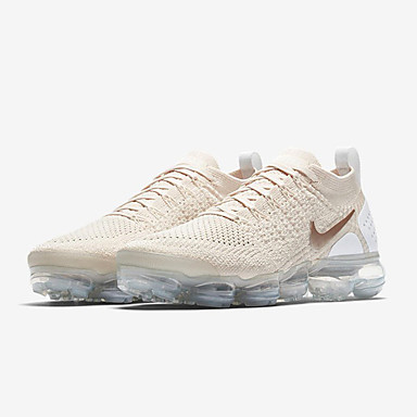 Women's Tissage Volant Spring & Summer / Fall & Winter Sporty Athletic Shoes Running Shoes Flat Heel Round Toe Beige