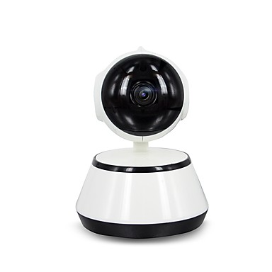 Factory OEM X9-100W 1 mp IP-kamera Indoor Tuki 64 GB / PTZ / CMOS / Langaton / Remote Access / Zoom