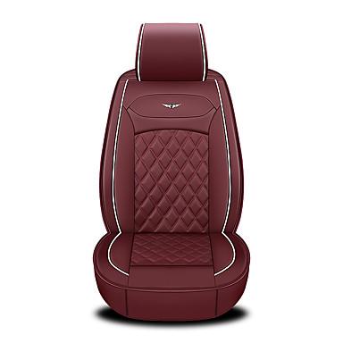 voordelige Auto-interieur accessoires-zakelijke voor achter universele universele stoelhoezen kussen kits luxe schattige voertuigen accessoires voor universele / polyester / kunstleer / katoen bedrijf / gemeenschappelijk