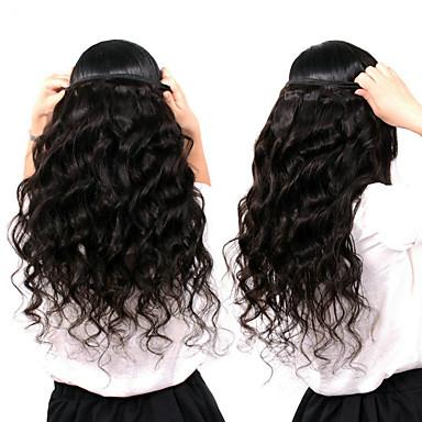 6 pakietów Włosy malezyjskie Luźne fale Włosy naturalne remy Fale w naturalnym kolorze Pakiet włosów Pakiet One Solution 8-28inch Kolor naturalny Ludzkie włosy wyplata Noworodek Wodospad Śłodkie
