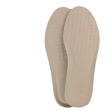 baratos Palmilhas-1 par Desodorante Palmilhas e Calcanhadeiras couro legítimo Todos os Sapatos Primavera Mulheres Preto / Bege / Marron