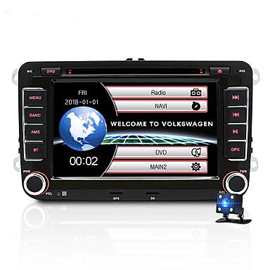 tanie Samochód Elektronika-junsun 2531-s 7 2 din samochód dvd gps radio odtwarzacz stereo dla volkswagen vw golf 6 passat b6 b7 touran polo tiguan siedzenia leon skoda octavia