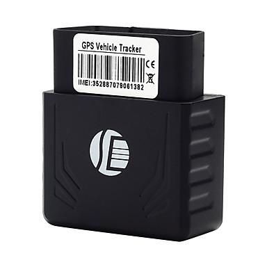 voordelige Automatisch Electronica-ziqiao plug play tk306 obd gps tracker auto gsm voertuigvolgapparaat obd2 16-pins interface gps locator met doos & gratis platform-app