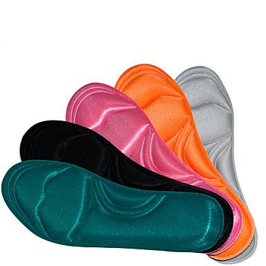 povoljno Dodaci za obuću-1 par šok apsorpcije Tabanice i ulošci Tkanina Potplat Proljeće Uniseks Bež / Sive boje / Pink