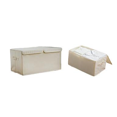 abordables Sacs-Polyester Fermeture Bagage à Main Couleur unie Quotidien Blanche / Unisexe / Automne hiver
