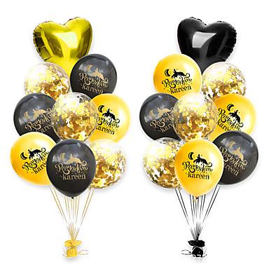 voordelige Feestbenodigdheden-Suikerfeest / Festival Feestaccessoires Ballon Met patroon Emulsie Klassiek Thema / Vakantie / Vintage Theme