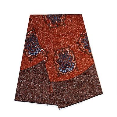 Bavlna Geometrie Vzor 112 cm šířka tkanina pro Tričko prodáno podle 6Yard