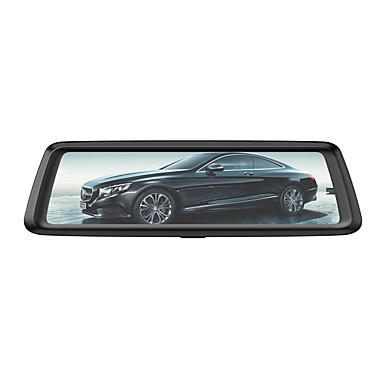 abordables DVR de Voiture-Factory OEM V60 Antibrouillard DVR de voiture 170 Degrés Grand angle 4 pouce IPS Dash Cam avec Wi-Fi / GPS / Vision nocturne Enregistreur de voiture