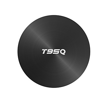 ieftine Cutii TV-T95Q Android 8.1 Amlogic S905X2 4GB 32GB Miez cvadruplu