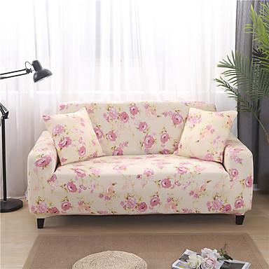 2019 חדש מסוגנן פשטות להדפיס ספה לכסות מתיחה הספה slipcover סופר רך בד רטרו חם מכירה ספה לכסות