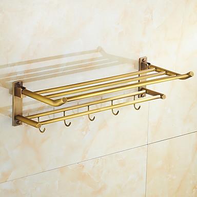 צדף לחדר האמבטיה יצירתי עכשווי פליז 1pc - חדר אמבטיה מותקן על הקיר