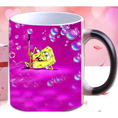 drinkware ספלים & כוסות חַרְסִינָה אנימציה יום יומי\קז'ואל