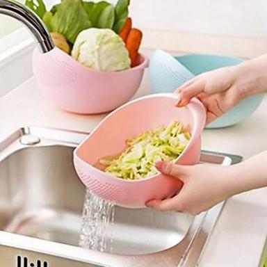 עמ' כלי ניקוי רב שימושי לנקז כלי מטבח כלי מטבח שימוש יומיומי עבור ירקות עבור כלי בישול 1pc