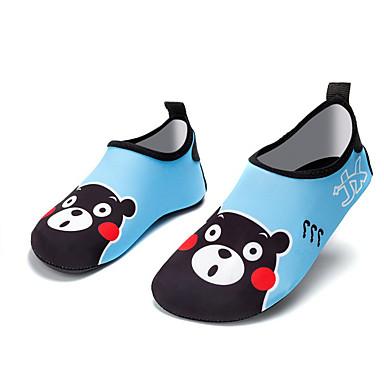 בנים / בנות נוחות סינטטיים נעלי אתלטיקה פעוט (9m-4ys) / ילדים קטנים (4-7) אדום / כחול אביב / קיץ