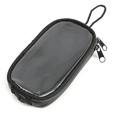 voordelige Auto-interieur accessoires-motorfiets magnetische navigatie telefoon tas waterdichte olietank tas