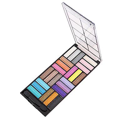 24 צבעים צלליות צללית קל לנשיאה / מתמשך איפור יום / איפור למסיבה קוֹסמֵטִי
