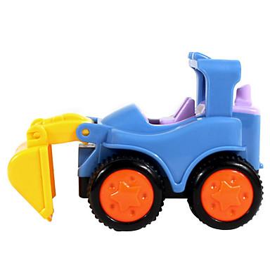 מכוניות צעצוע אינטראקציה בין הורים לילד פלסטיק ומתכת פלסטיק רך ילדים פעוטות כל צעצועים מתנות 6 pcs
